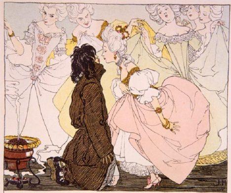 Andersenův pohádkový svět osloví několik generací dětí.