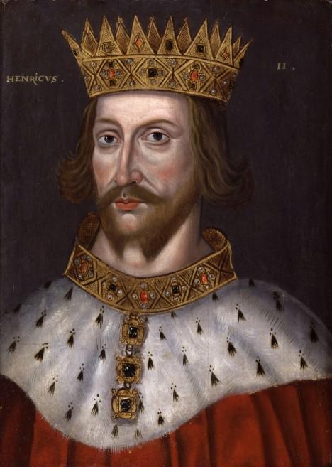 Anglický král Jindřich II. Plantagenet vyhlašuje kvůli křižáckým výpravám daně.
