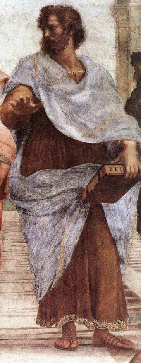 Aristoteles se vyjadřuje o porodních asistentkách s pohrdáním.
