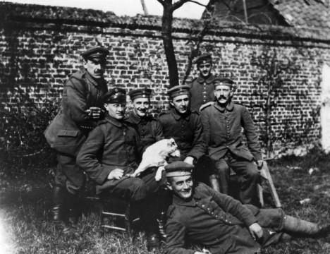 Adolf Hitler im Ersten Weltkrieg