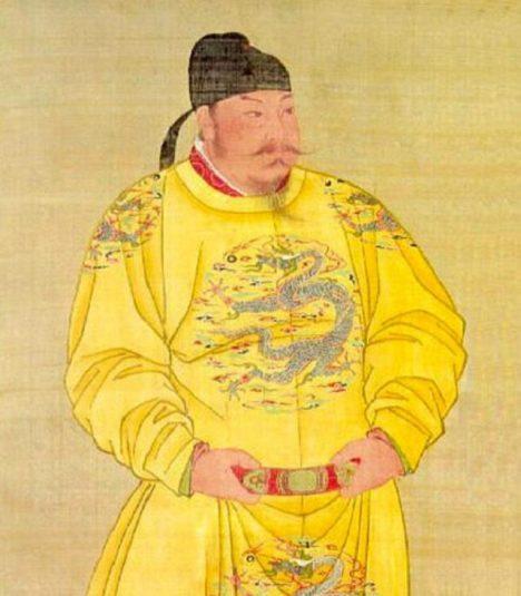 Císaře Tchaj-cunga přidrzlá dívka zaujme.