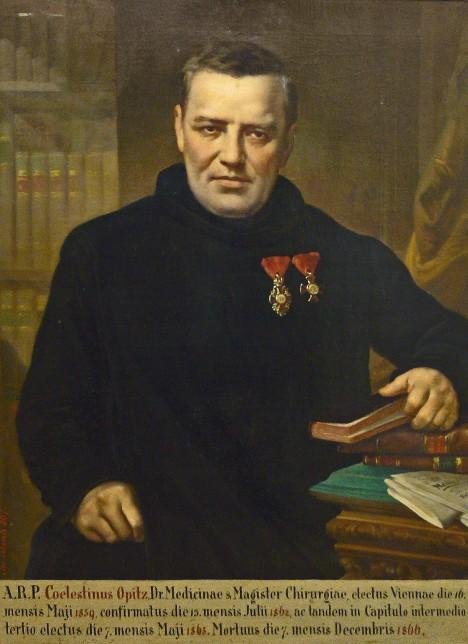 Chirurg Celestýn Opitz provede v únoru roku 1847 první operaci, při které použije jako narkózu éter.