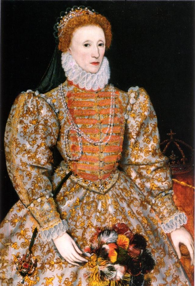 I když byla malá pravděpodobnost, že se stane královnou, osud rozhodl jinak.