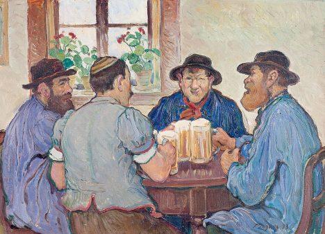 Pivo je vařeno již od nepaměti.