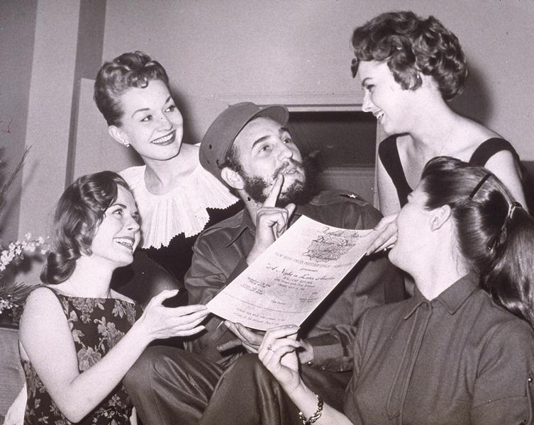Fidel Castro musel mít denně 2 milenky.