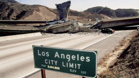 Další velké zemětřesení přišlo v roce 1994 s epicentrem opět poblíž Los Angeles, tentokrát si vyžádalo přes 50 obětí.
