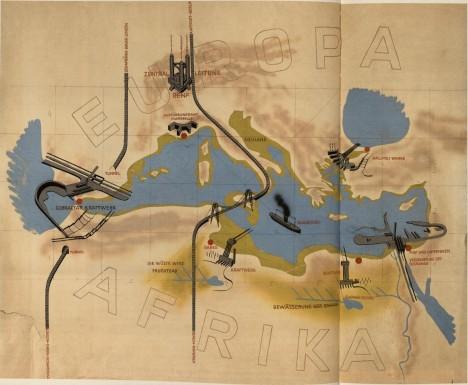 Obří přehrady vyrábějící elektřinu měly snížit hladinu moře o více než 100 metrů, tehdejší přístavy a pobřežní letoviska by se pak ocitly ve vnitrozemí.