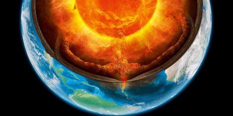 Mnoho kilometrů pod zemským povrchem panují podmínky, které běžný život nedovolují. Možná ale právě proto vyhovuje životu mimozemskému.
