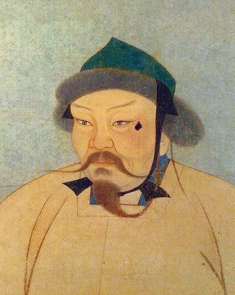 Velký chán Ögedej, třetí syn legendárního Čingischána, dovedl mongolské armády až do Evropy.