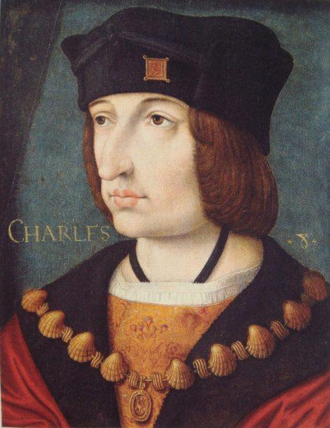 Francouzský král Karel VII. uzavře s gardisty smlouvu o pomoci.