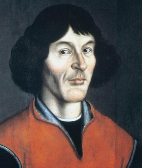 Galilei naváže na práci Poláka Mikuláše Koperníka, který působil století před ním.