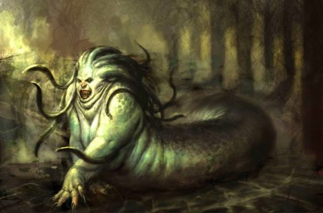 Stojí za Gorgonami reálný tvor?