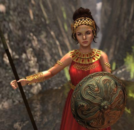 Obávané Amazonky se staly legendou, která přetrvala věky asymbolizuje všechno, co si pod pojmem válečnice dokážeme představit. Bitvy skmenem bojovnic, které si uřezávaly prs, aby mohly lépe střílet zluku, popisuje řada antických historiků. Vmoderní době byly ale považovány za pouhý mýtus. Výzkumy archeologů ale ukazují, že itato legenda mohla mít svůj skutečný základ.