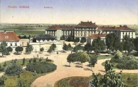 Hradec Králové si za své sídlo zvolí česká královna vdova Eliška Rejčka.