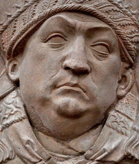 Humanista Johannes Trithemius si myslí, že doktor Faust je obyčejný tulák a podvodník.