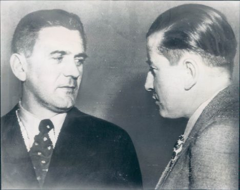 Jaroslav Konvalinka a Karel Truska se stali hlavními strůjci únosu vlaku.