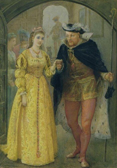Jindřich Annu zbožňuje. Když mu ale nedá syna, zbaví se jí.