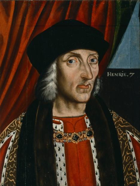 Jindřich VII. vybere pro svého nejstaršího syna nevěstu.