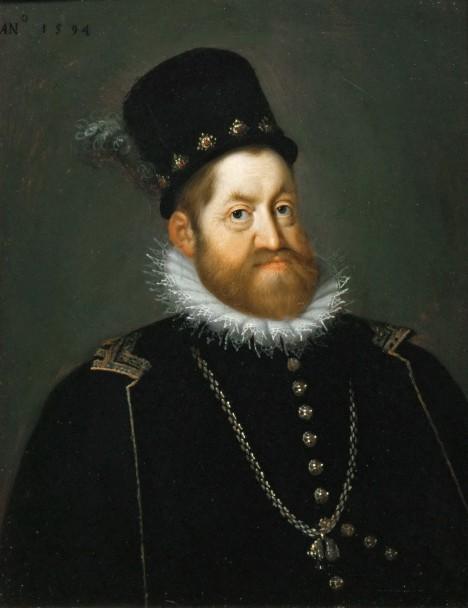 Za vlády císaře Rudolfa II. se prostí lidé živí hlavně chlebem, pivem a masem.