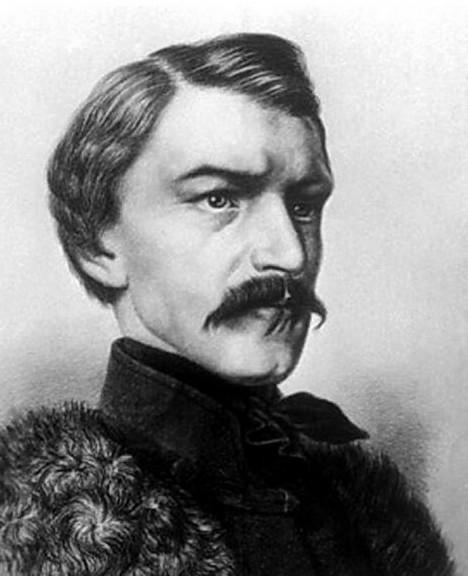 Karel Havlíček Borovský při pobytu v italském Brixenu trpí. Nemá kontakt se svými krajany.