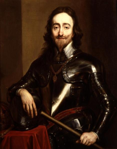 Karel I. je jediným anglickým monarchou, jenž byl popraven vlastním lidem.
