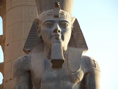 Který egyptský faraon Židy pronásledoval, historici nevědí. Mohl to být například Ramesse II.
