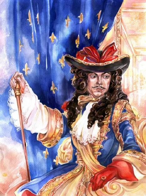 Ludvík XIV. nechává po kardinálově smrti prošetřit jeho účty. Na povrch vyplouvají rozsáhlé zpronevěry.
