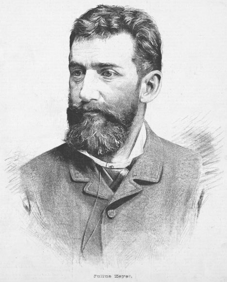 Malířčinou láskou se stane i básník Julius Zeyer.