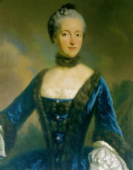 Marie Josefa Bavorská, císařova druhá žena. Manželství údajně zůstalo nenaplněné.
