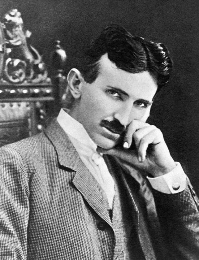 Tesla toužil od dětství po studiu techniky.
