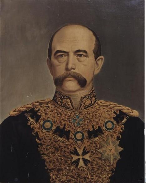 Otto von Bismarck se zajímá o otázky chudoby dělníků už jako mladý poslanec sněmu.