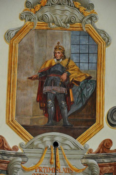 Počátky české dvorské kanceláře sahají až do doby vlády českého krále Přemysla Otakara I.