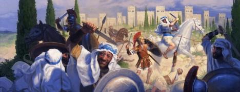 Podle velitele židovské vzpoury se krvavá událost někdy označuje jako makabejské povstání.