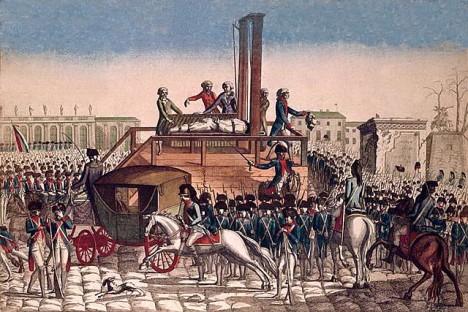 Poprava Ludvíka XVI. přiměje jeho synovce Ludvíka Antonína, aby utekl ze země