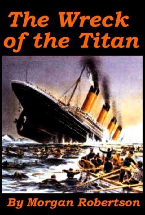 Povídka Titan