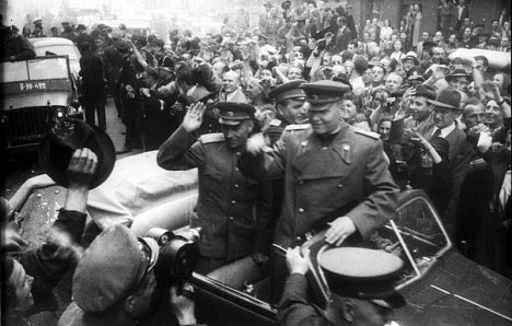 Prague_liberation_1945_konev