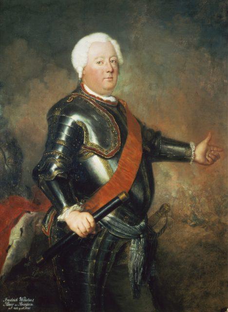 Pruský král Friedrich Vilém I. protestanty ve své zemi přijímá. Češi v tom vidí svoji šanci opustit zemi.