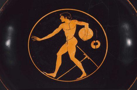 Cylon byl známý olympijský vůdce, a také zrádce.
