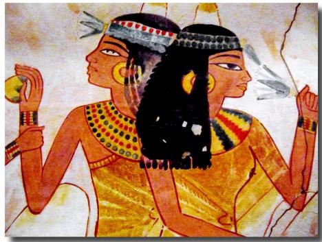 Slabší pohlaví se ve Starém Egyptě mohlo do jisté míry stát i ekonomicky nezávislé na svém muži.