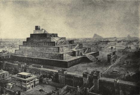 Starověký Babylon se stává dějištěm zřejmě vůbec prvního doloženého sčítání lidu.