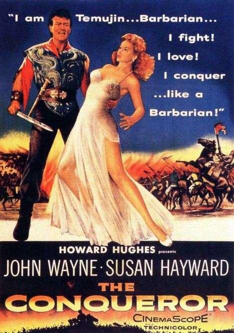 The_Conqueror_(1956)_film_poster