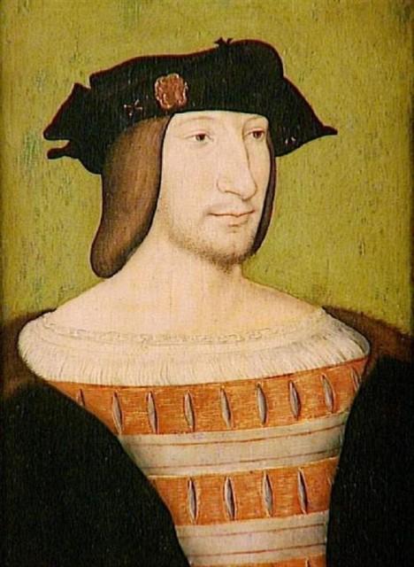 Už jako mladík si František I. oblíbí dámskou společnost.