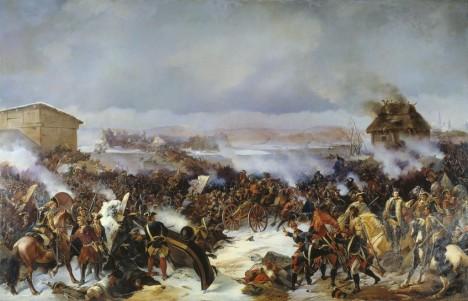 U Narvy ruská armáda selže a před nepřítelem uteče.