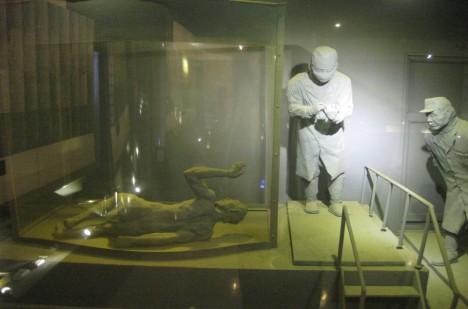 V Číně je muzeum, kde hrůzy japonské jednotky 731 připomínají.