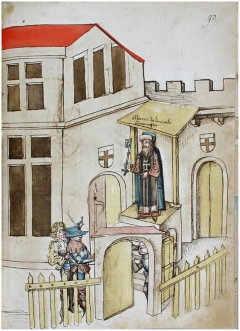 V kostnickém domě na břehu Bodamského jezera se scházejí ti, kteří rozhodnou o dalším osudu Svatého stolce.