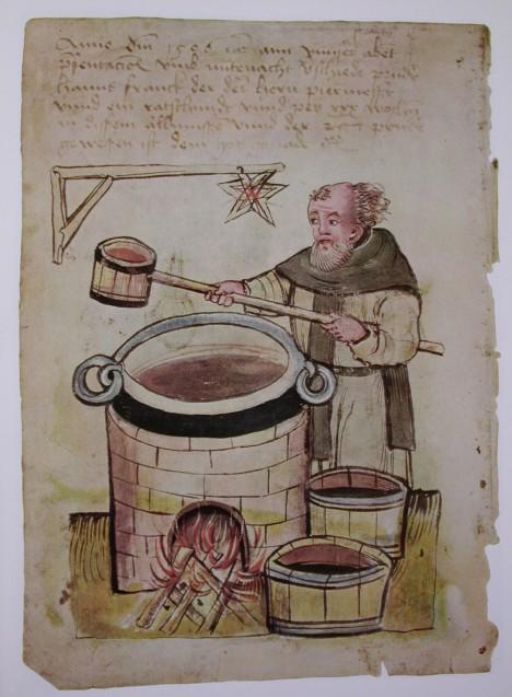 Vaření  piva je ve středověkých Čechách velmi oblíbené. Svůj pivovar má prakticky každé město.