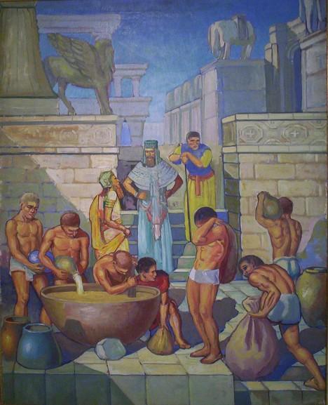 Vařit pivo uměli Babyloňané už ve starověku a zakládali si na jeho kvalitě.