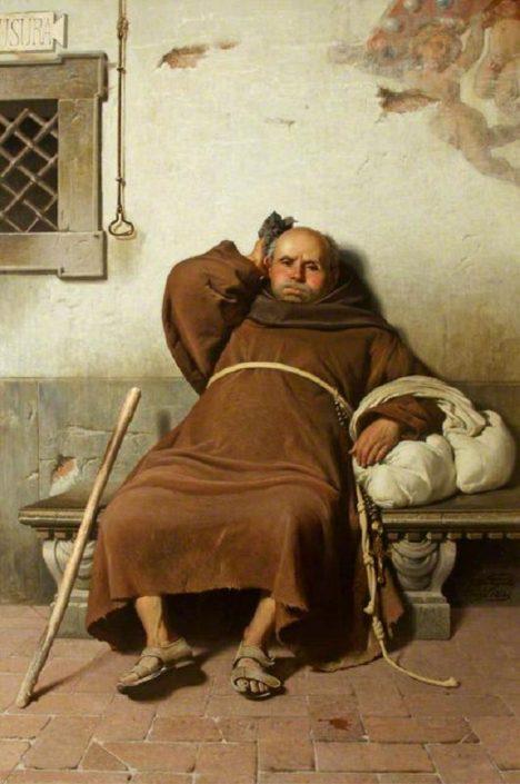 Ve středověku to někteří lidé s hygienou nepřeháněli. Být špinavý není prohřešek.