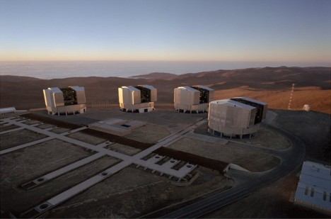 Tisíce hodin ročně budou ty nejvýkonnější teleskopy světa pátrat po mimozemském životě.