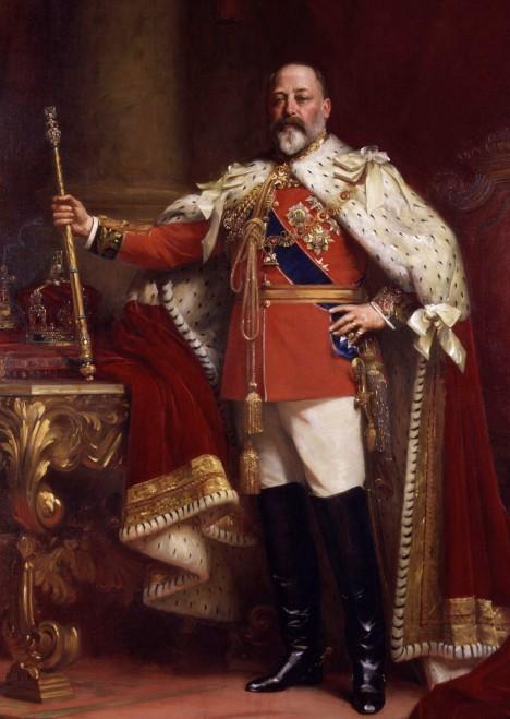 Vláda jihoafrického Transvaalu se rozhodne dát kámen k narozeninám anglickému králi Edwardovi VII.